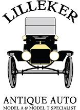Model T and Model A Engines and Restorations – Mr. Model T Logo